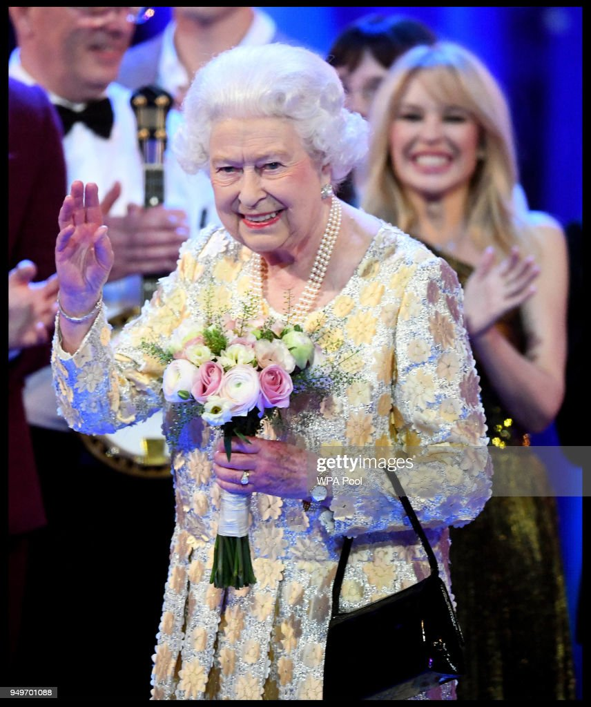 The Queen's 92nd Birthday Celebrations