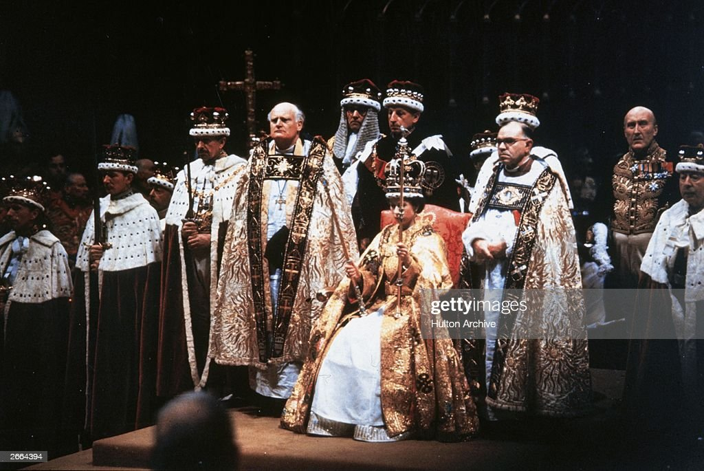 Crowned Queen : News Photo