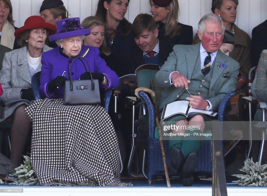 Braemar Royal Highland Gathering : News Photo