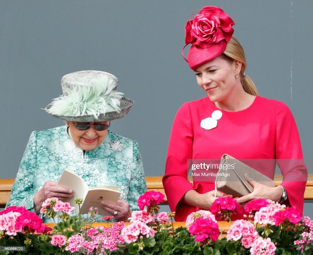 Royal Ascot 2018 - Day 5 : News Photo