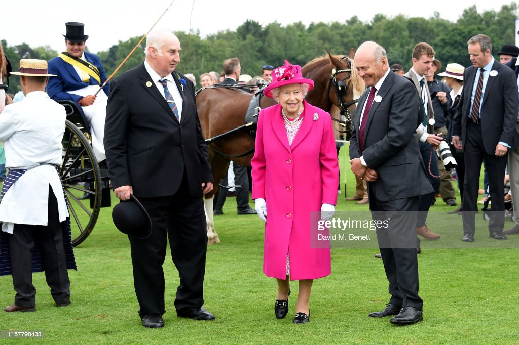 OUTSOURCING Inc. Royal Windsor Cup Final : News Photo