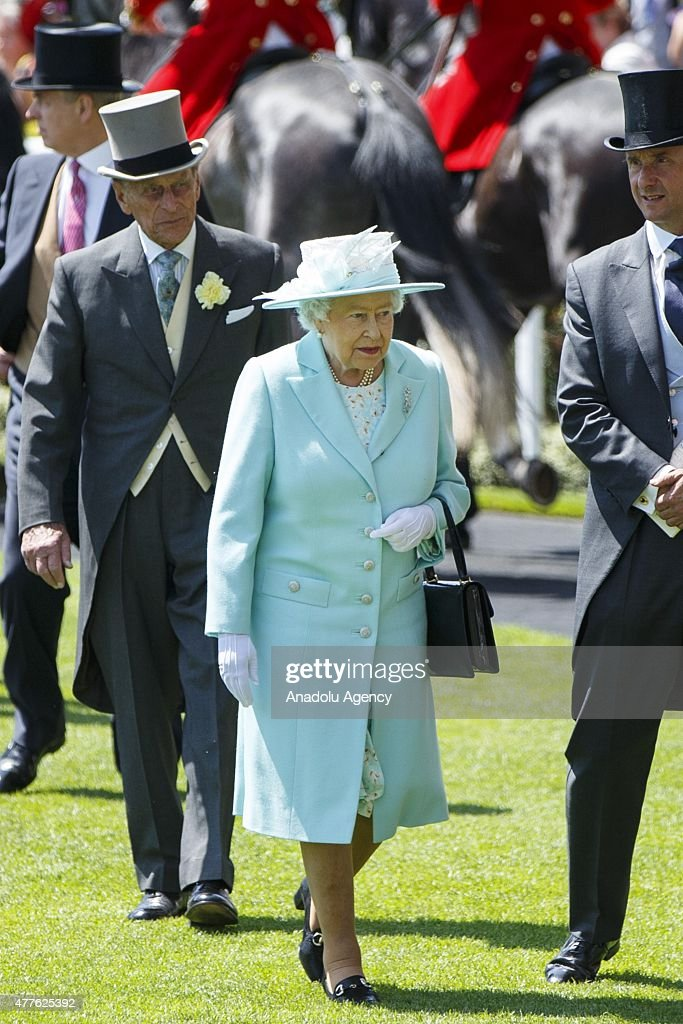 Royal Ascot Ladies Day : News Photo