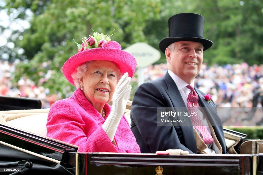 Royal Ascot 2017 - Day 3 - Ladies Day : Fotografía de noticias