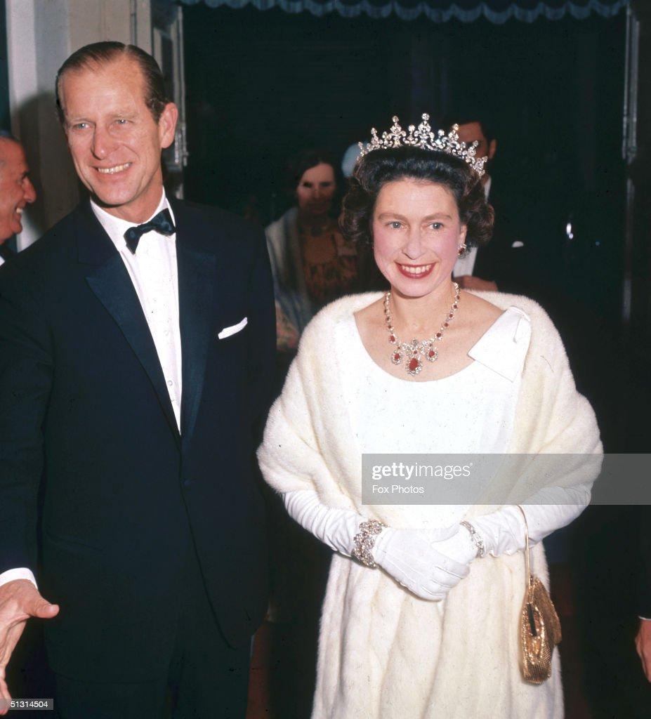 Royals In Malta : News Photo
