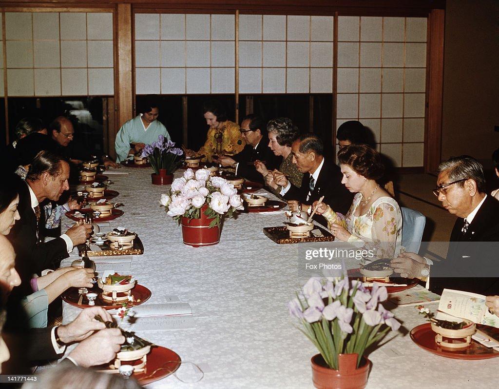 Queen In Japan : News Photo