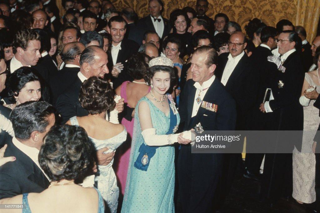 Queen In Malta : News Photo