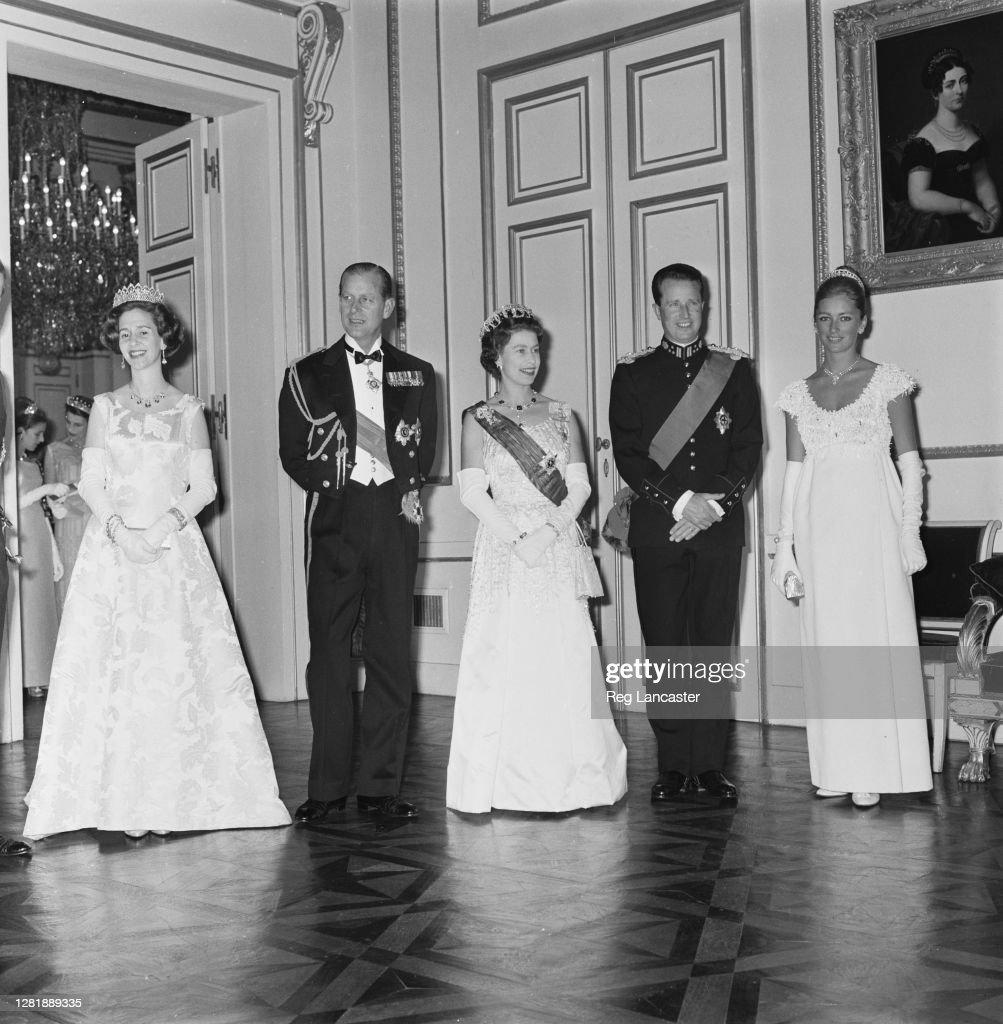 Royals In Belgium : News Photo