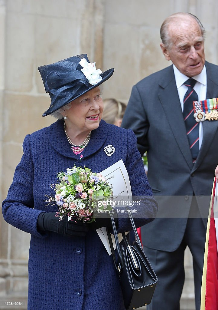 VE Day 70th Anniversary Day Three : News Photo