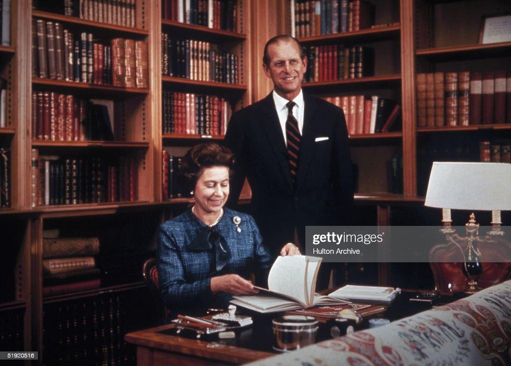 Royal Study : News Photo