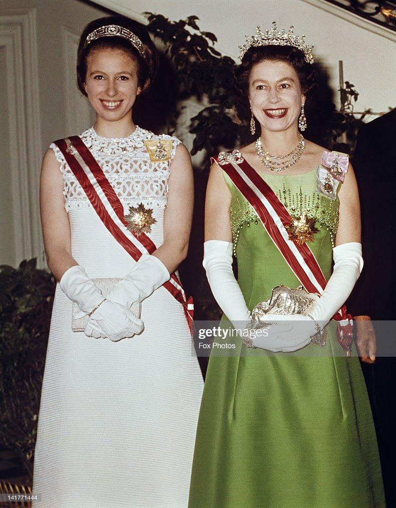 Queen In Austria : News Photo