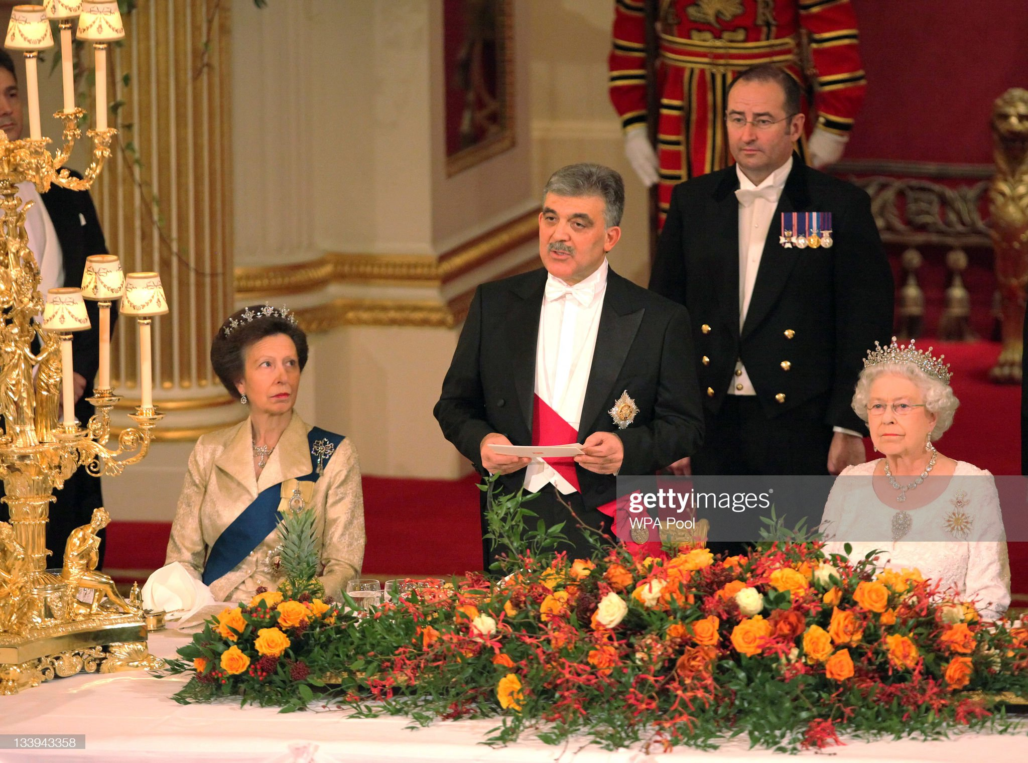 The President Of Turkey Abdullah Gul's State Visit To The UK : News Photo