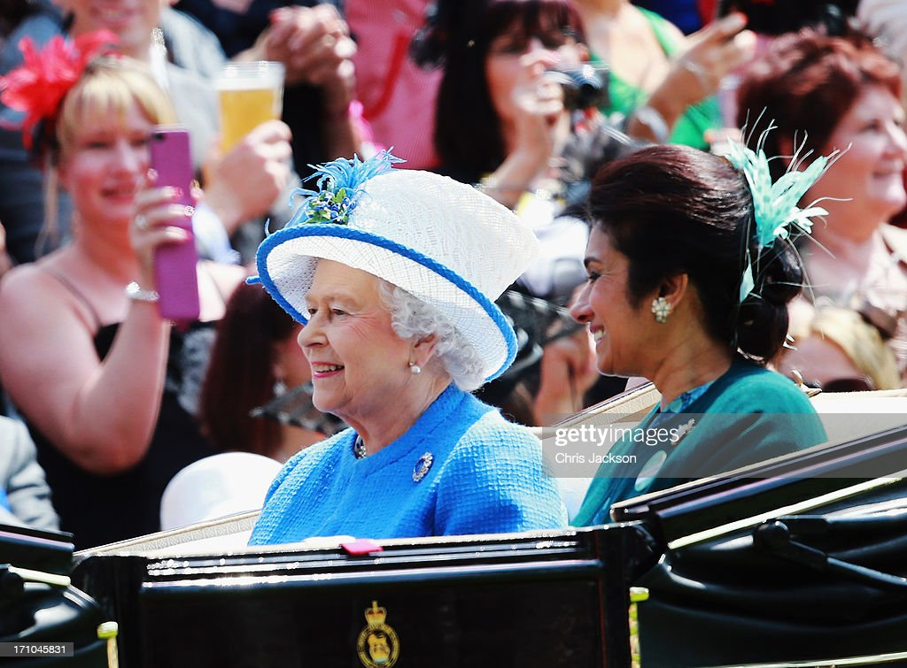Royal Ascot 2013 - Day 4 : News Photo