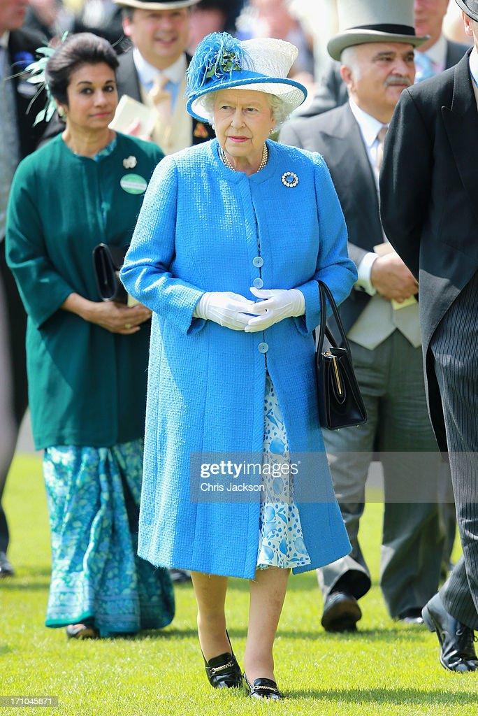 Royal Ascot 2013 - Day 4 : News Photo