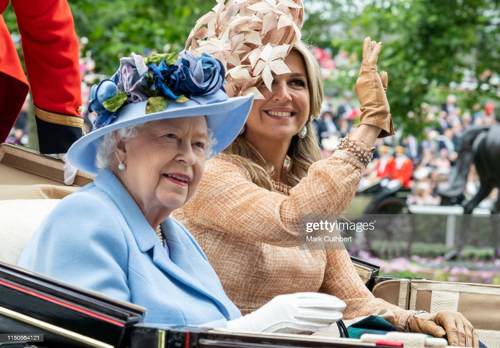 Royal Ascot 2019 - Day One : Nieuwsfoto's