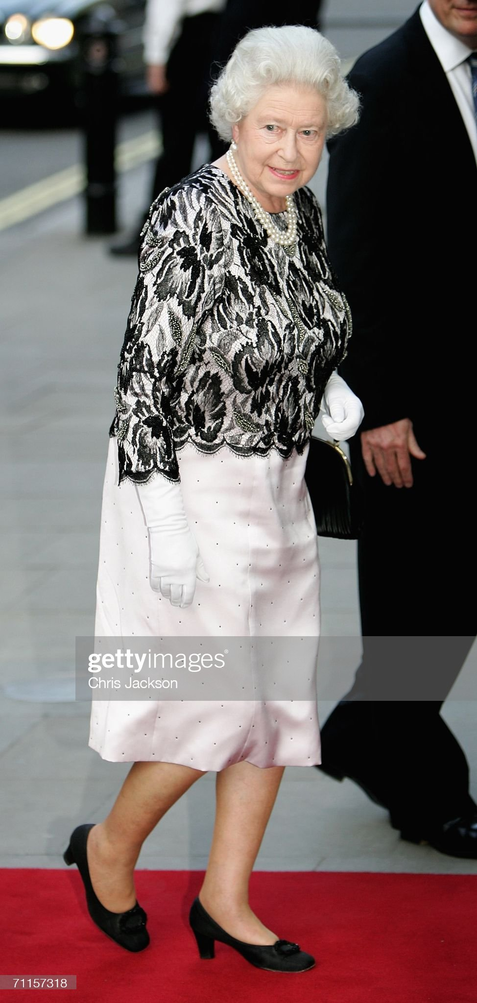 The Queen & Duke Of Edinburgh Attend Royal Opera House Royal Gala : News Photo