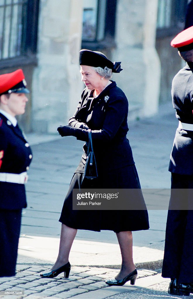 The Funeral of Diana, Princess of Wales : News Photo
