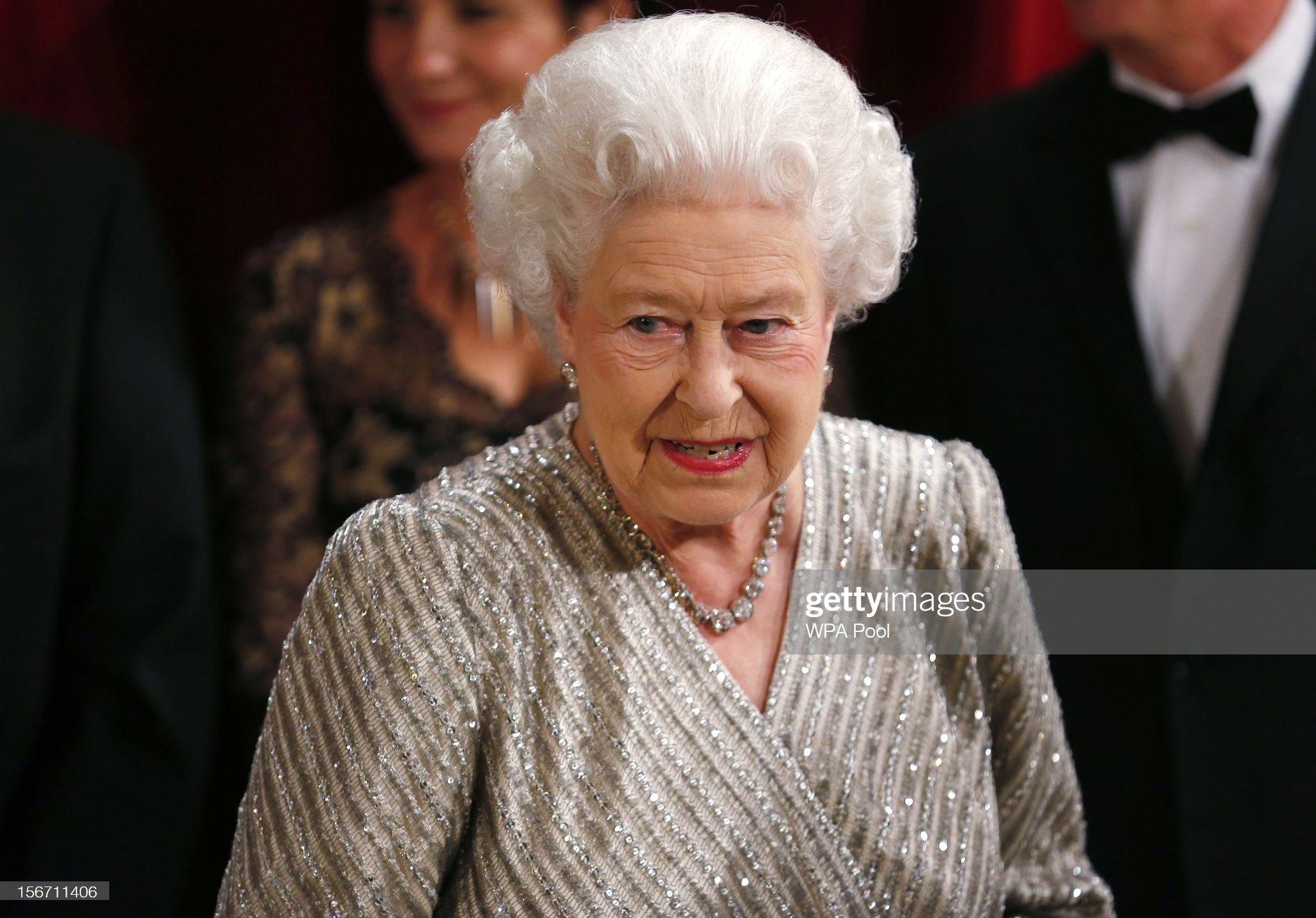 Royal Variety Performance : News Photo