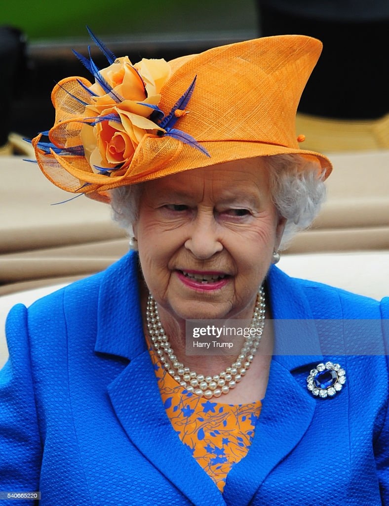 Royal Ascot 2016: Day Three : News Photo