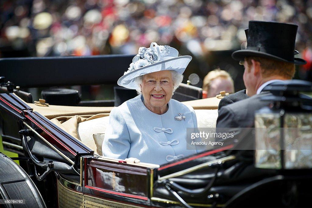 Royal Ascot 2014 : News Photo