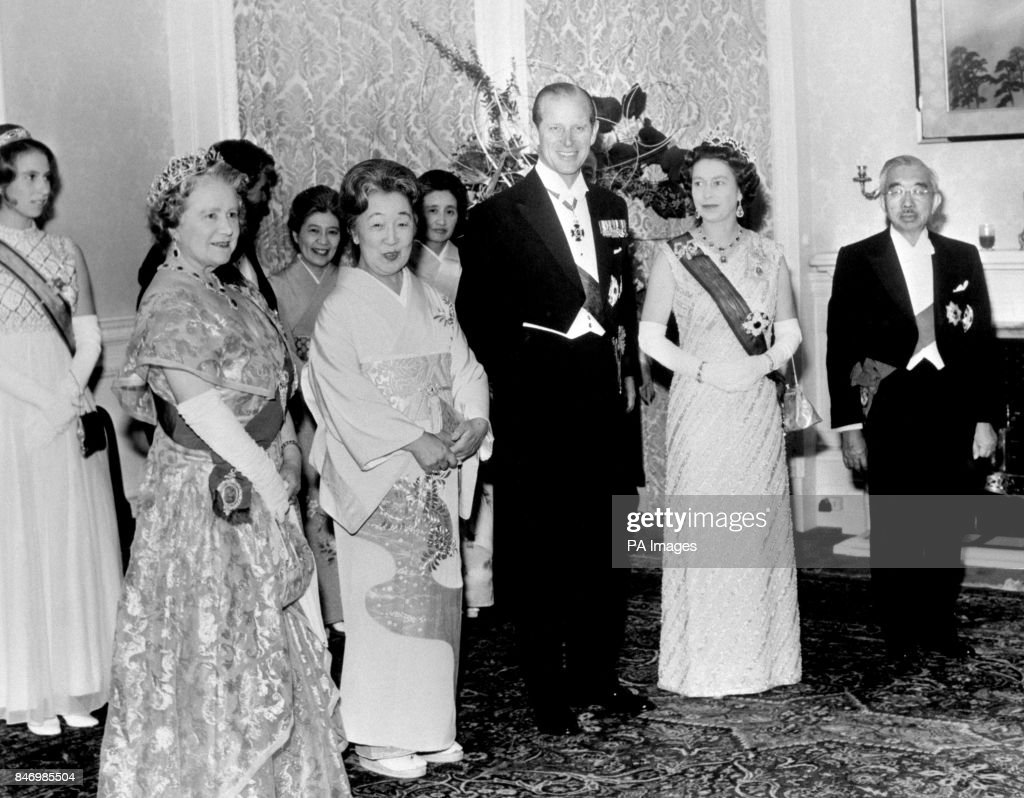 Royalty - Emperor Hirohito State Visit to UK - London : News Photo