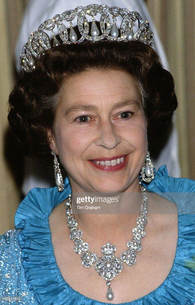 Queen Jewels : Nachrichtenfoto