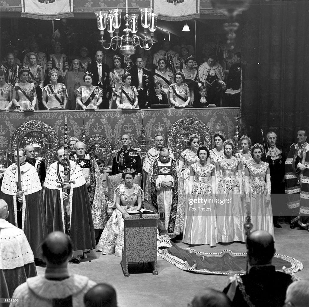 Coronation : News Photo