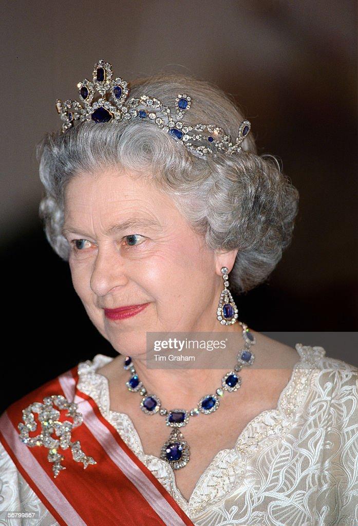 Queen Prague Banquet : News Photo