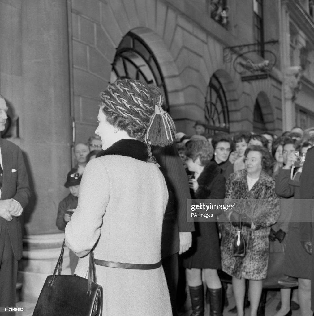 Royalty - Confederation of British Industry Reception - London : News Photo