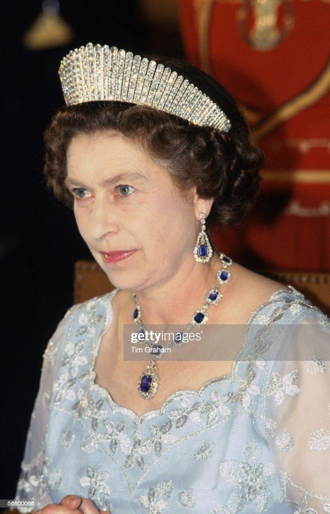 Queen India Banquet : News Photo