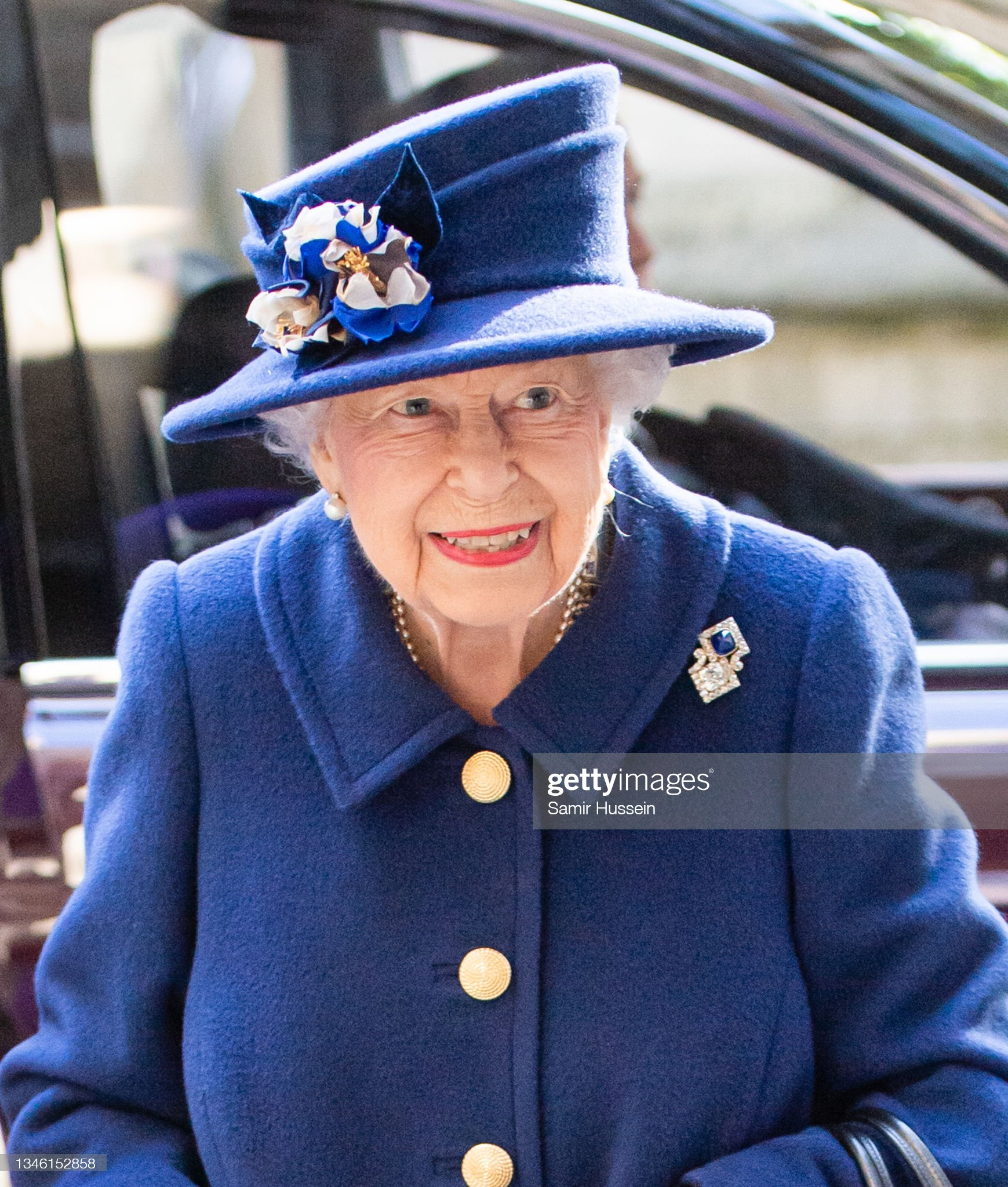 queen-elizabeth-ii-attends-a-service-of-thanksgiving-to-mark-the-of-picture-id1346152858