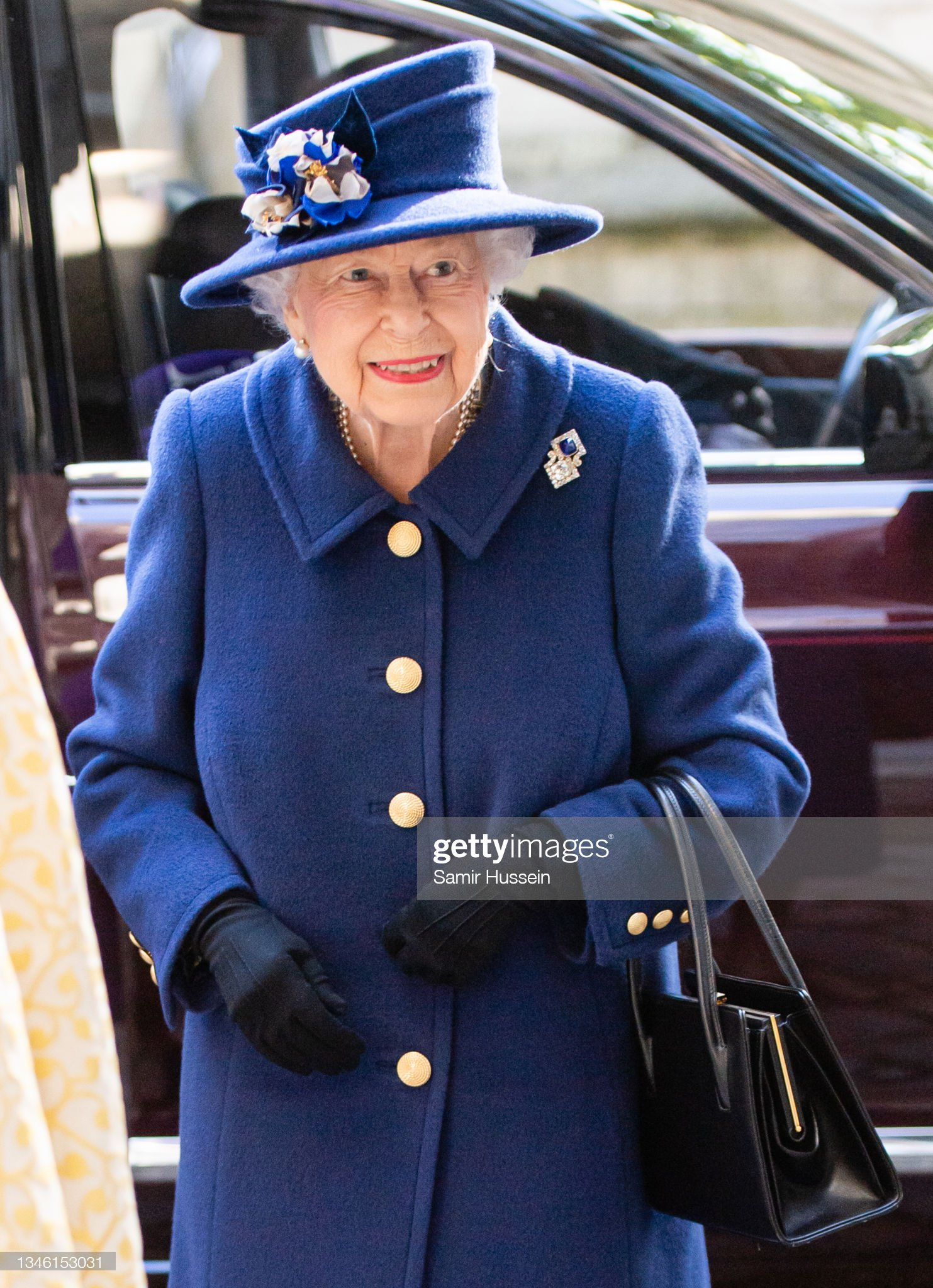 queen-elizabeth-ii-attends-a-service-of-thanksgiving-to-mark-the-of-picture-id1346153031