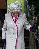 kings lynn england queen elizabeth ii