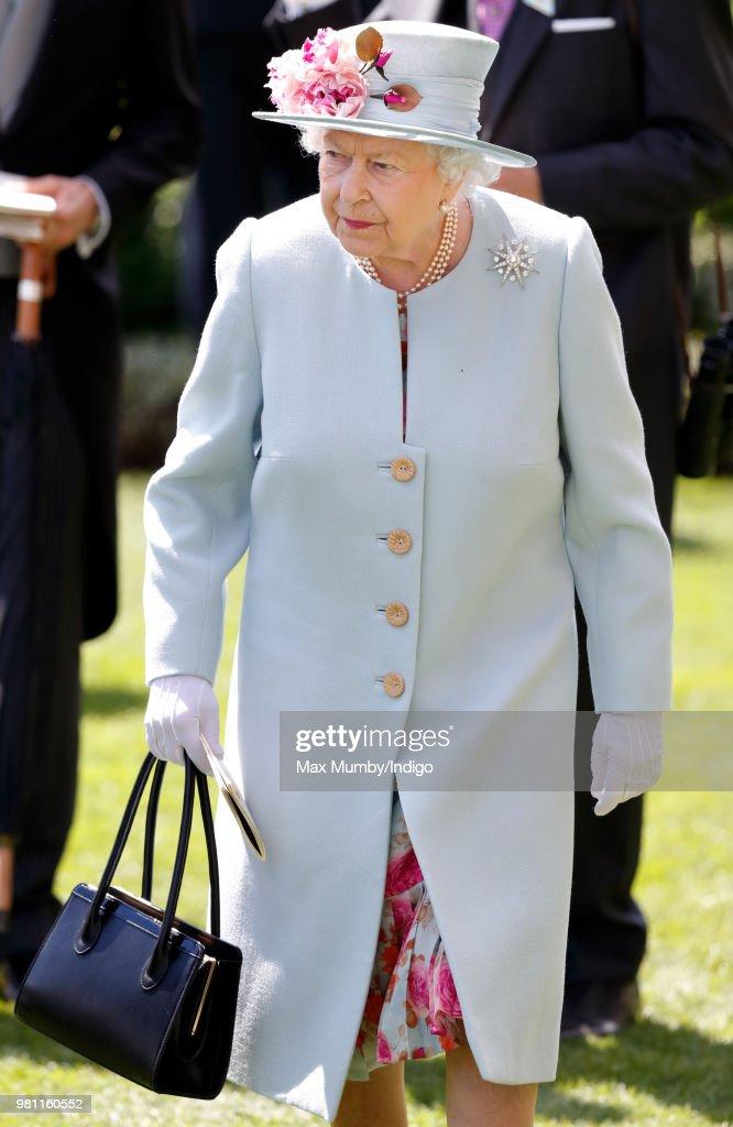 Royal Ascot 2018 - Day 2 : News Photo