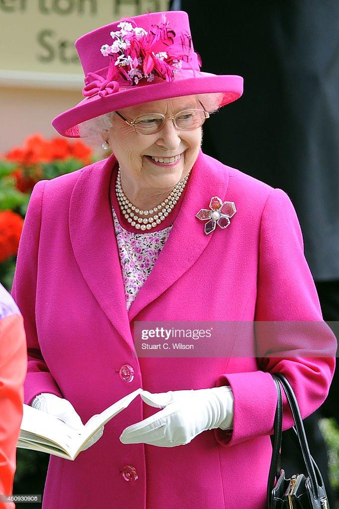 Royal Ascot - Day 4 : News Photo