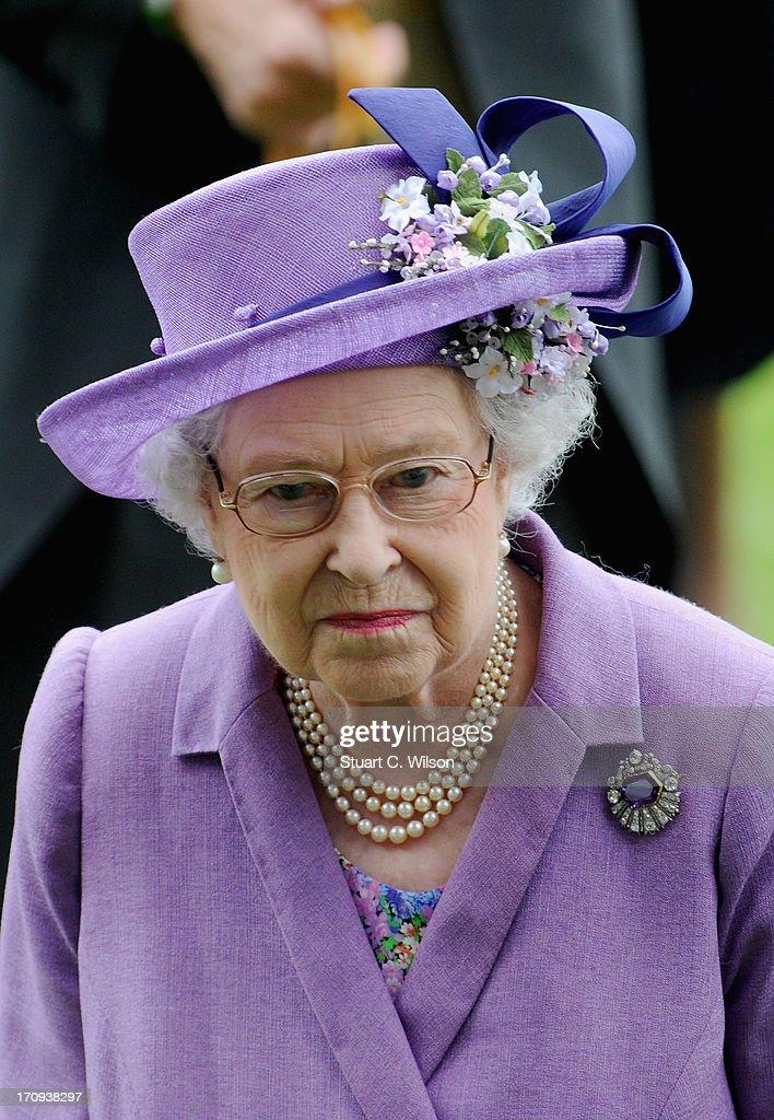 Royal Ascot 2013 - Day 3 : News Photo