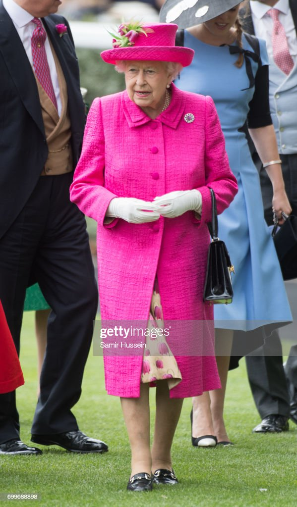 Royal Ascot 2017 - Day 3 : News Photo