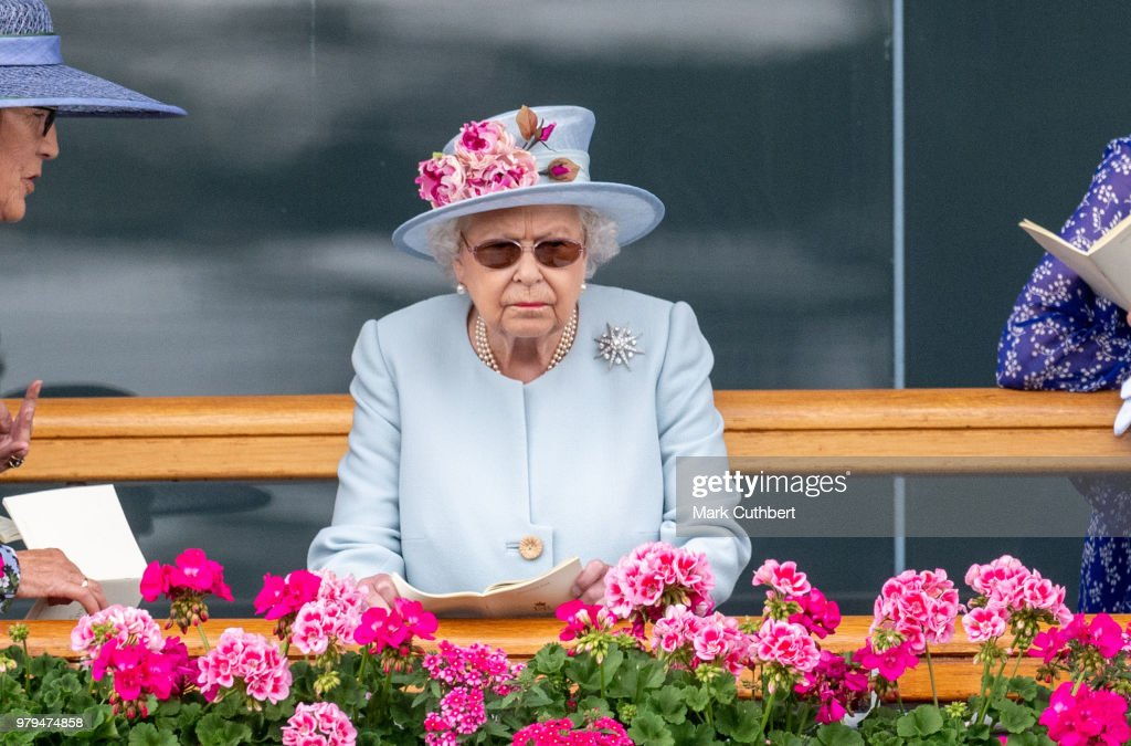 Royal Ascot 2018 - Day 2