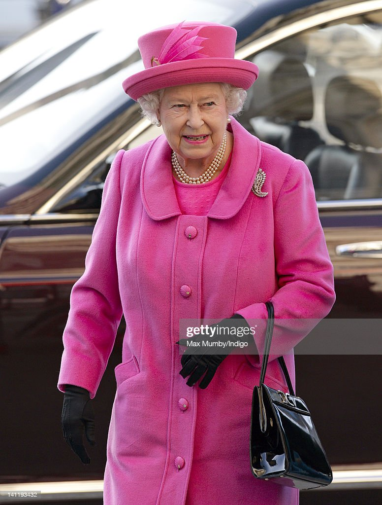 Members Of The Royal Family Attend The Commonwealth Day Of Observance At Westminster Abbey : News Photo