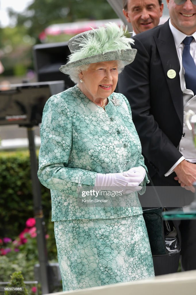 Royal Ascot 2018 - Day 5 : News Photo