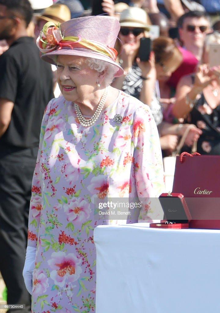 The Cartier Queen's Cup Final 2017 : News Photo