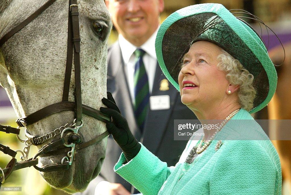 UK: Royal Windsor Horse Show - Day Three : News Photo