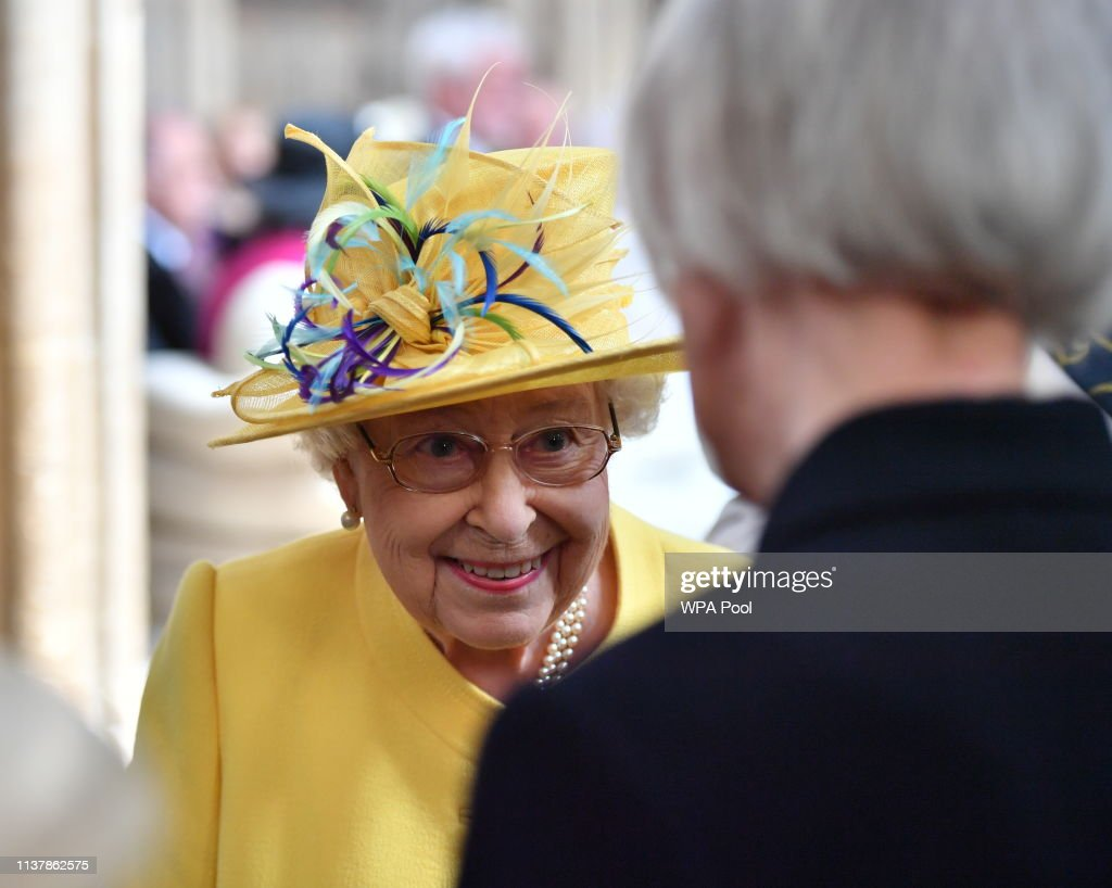 Royal Maundy Service : News Photo