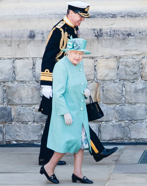 GBR: Trooping The Colour 2020