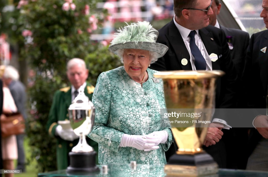 Royal Ascot - Day Five - Ascot Racecourse : News Photo