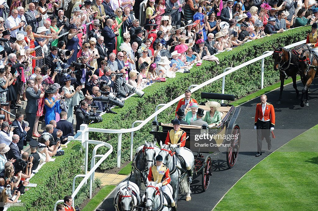 Royal Ascot 2013 - Day 2 : News Photo