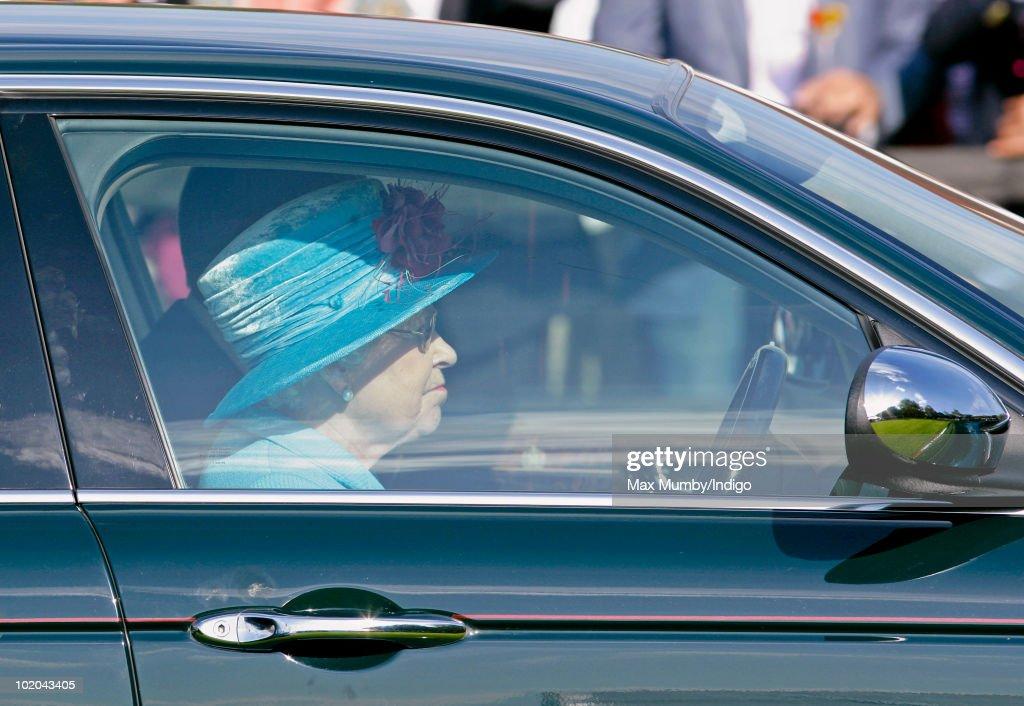 Queen's Cup Polo : News Photo
