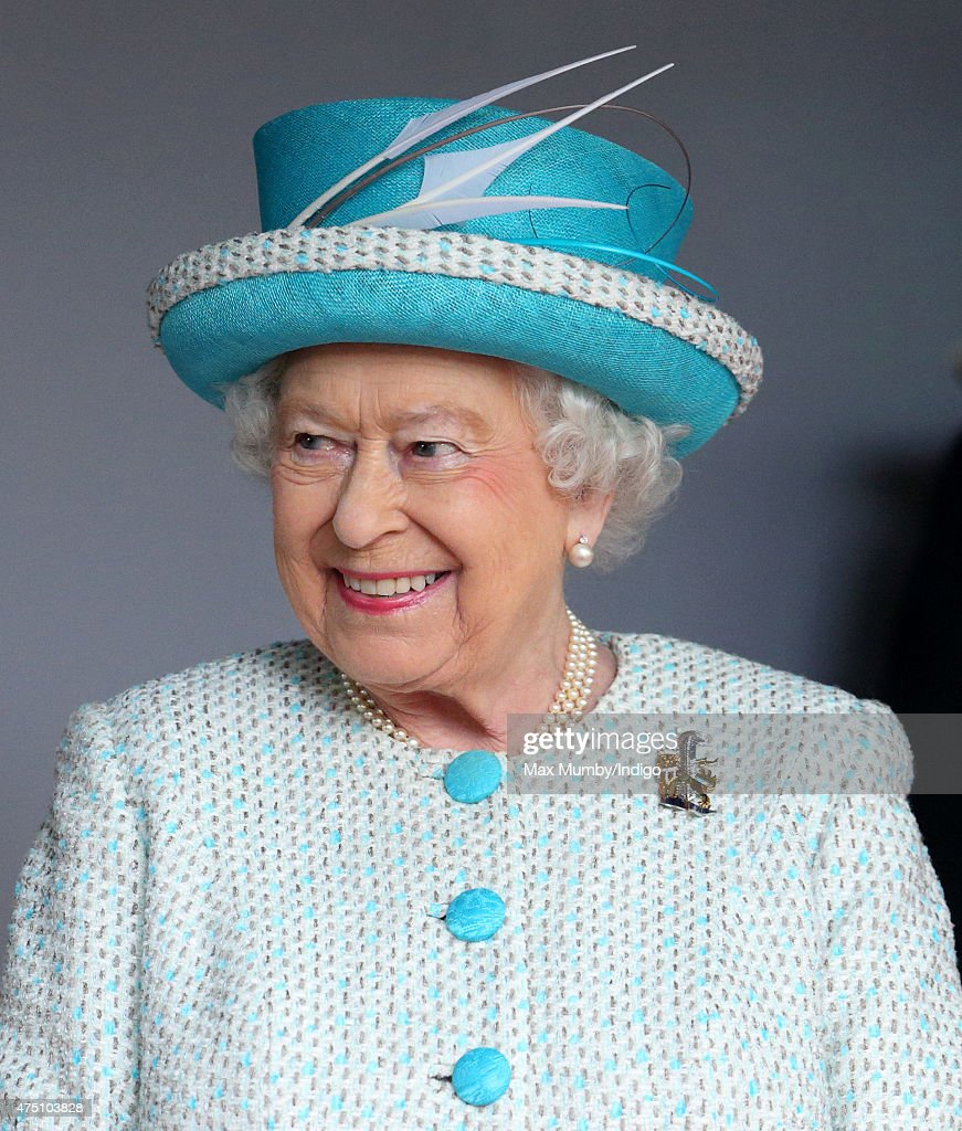 The Queen Visits The Duchy Of Lancaster : News Photo