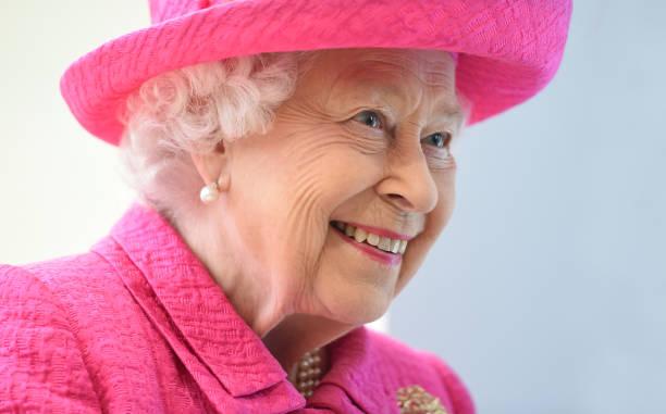 GBR: The Queen Visits Cambridge