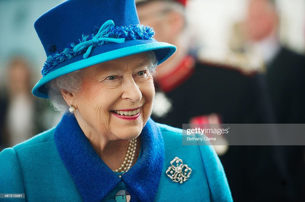 The Queen And Duke Of Edinburgh Visit Wales : News Photo