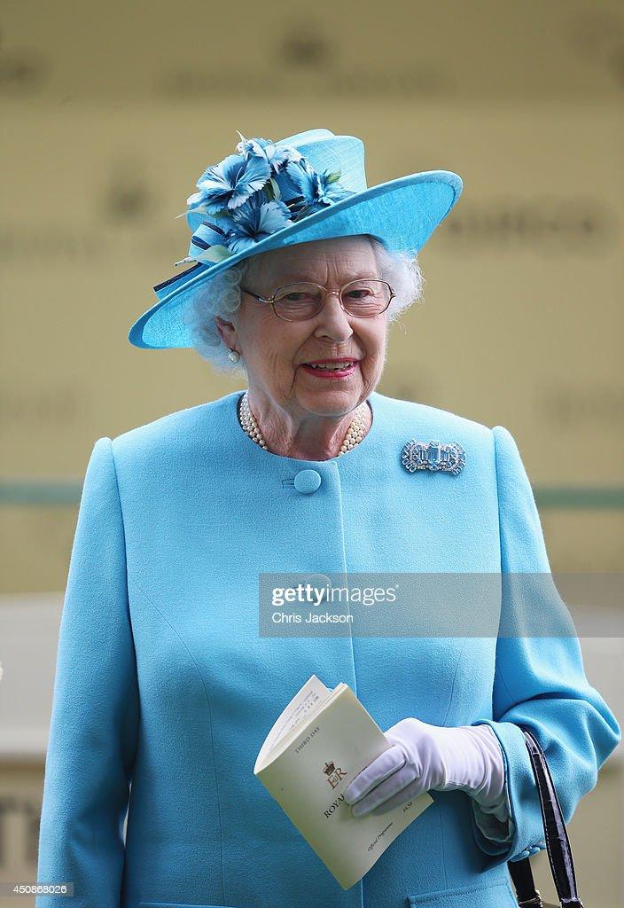 Royal Ascot 2014 Day Three : News Photo